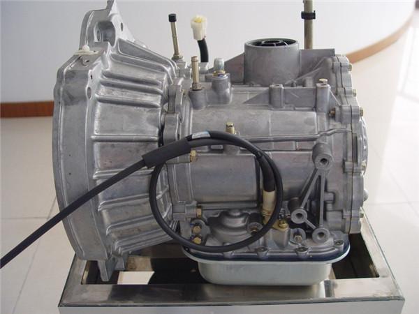 丰田威驰自动变速箱