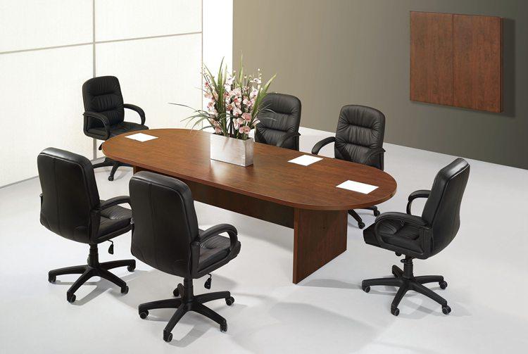 椭圆会议桌-HY110