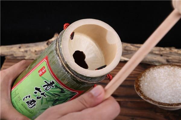 生态鲜竹酒