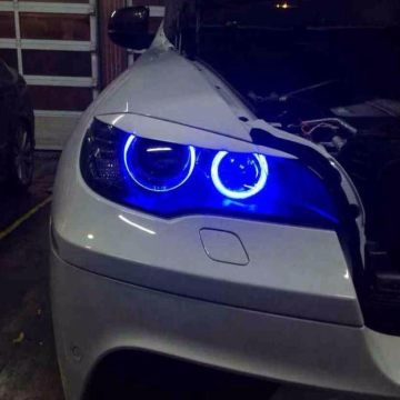 BMW 原厂天使眼改色