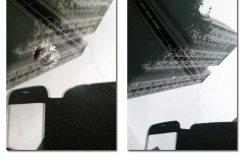 玻璃修复效果展示
