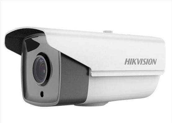 """柳州監控安裝DS-2CD3T45(D)-I3I5I8400萬13""""CMOS ICR紅外陣列筒型網絡攝像機"""