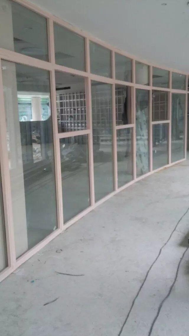 防火玻璃隔断系统