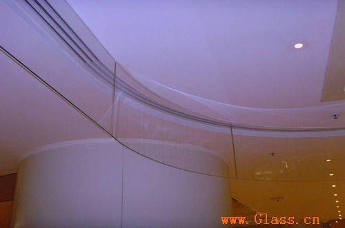 防火玻璃挡烟垂壁