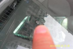 寶馬車型修補擋風玻璃