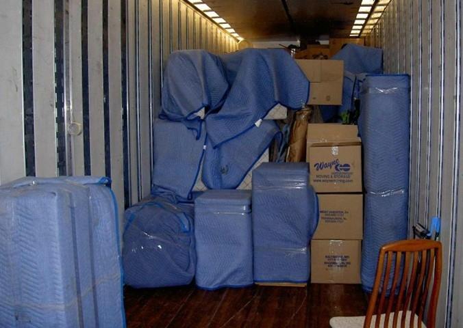杭州蚂蚁搬家公司之长途搬家搬运
