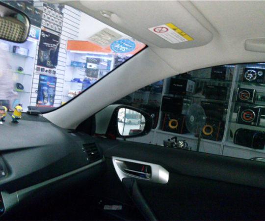 【銀川天誠汽車影音升級】雷克薩斯全車貼護膚膜