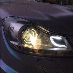 奔驰AMG-升级GTR海拉五双光透镜
