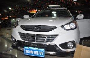苏州音响改装_北京现代ix汽车隔音