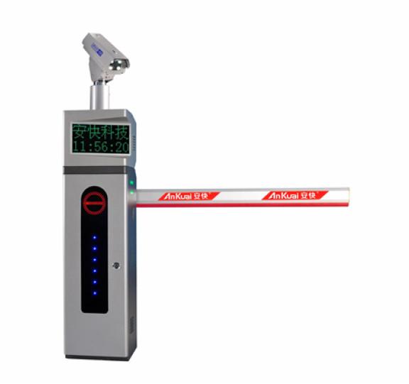 大連道閘車牌識別一體機