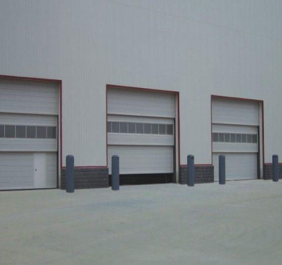 工业提升门展示五