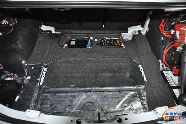 静如处子,动若脱兔---宝马328i汽车隔音+改装