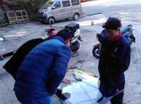 重庆新玻璃划痕修复