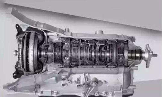 宝马735高速跑不起,没有高速档 宝马自动变速箱维修