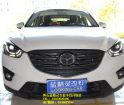 鄂州汽车大灯改装马自达CX5升级海拉五双光透镜进口欧司朗XNB氙气大灯黄石蓝精灵专业改灯