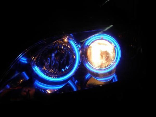 汽车透镜式大灯的优点 什么是汽车灯光透镜?
