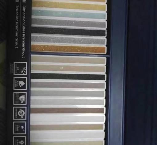 意大利丽多克环氧填缝剂施工效果图