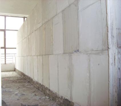上海写字楼轻质砖隔墙
