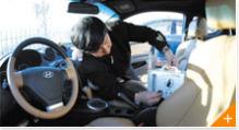 车内污染空气治理