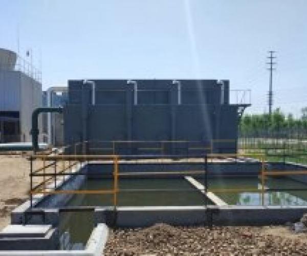 羊安工业园一体化污水处理设备