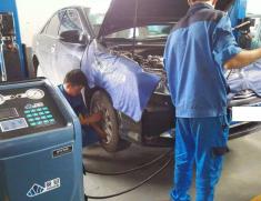 丰田变速箱维修案例1