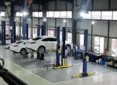 奔驰自动变速箱维修案例