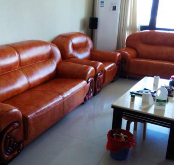 自用沙发翻新
