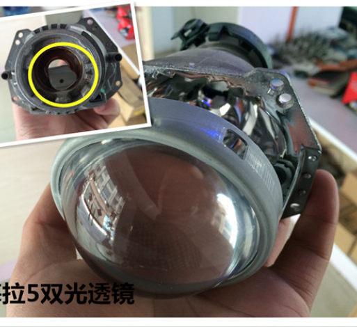 海拉5双光透镜