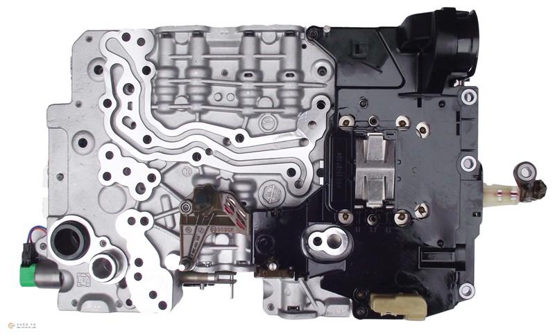 2009款宝马740li变速箱维修