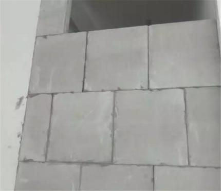 轻质砖施工案例