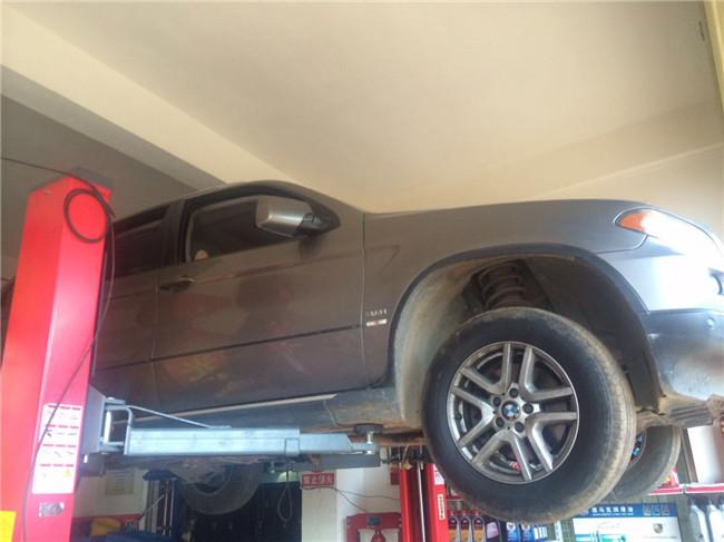 宝马自动变速箱维修