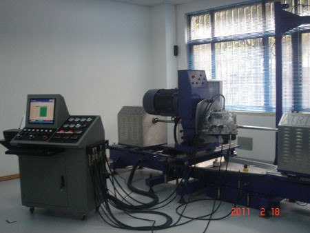全自动控制自动变速箱总成测试机