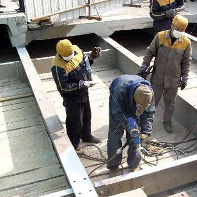 水工钢结构喷锌防腐施工工艺与质量控制_secret