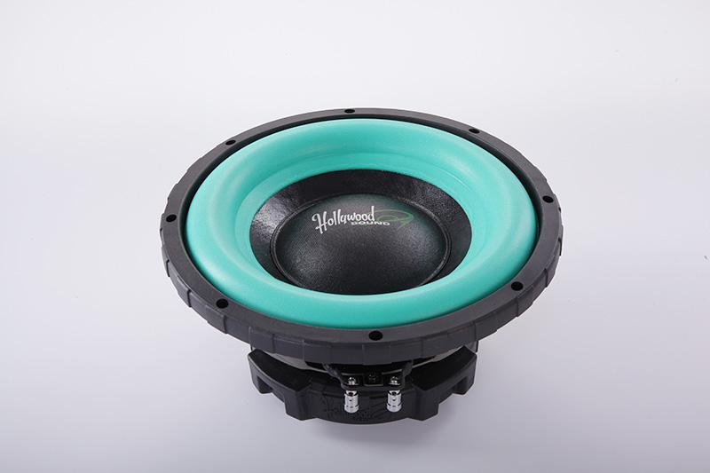 美国好莱坞HSL-W101超低音