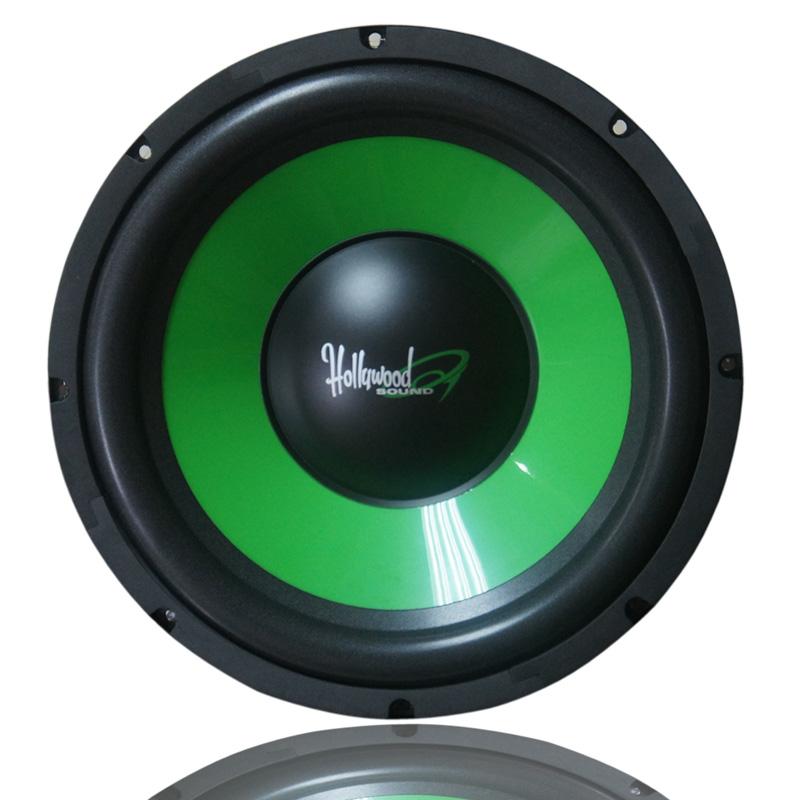 美国好莱坞HSL-104超低音