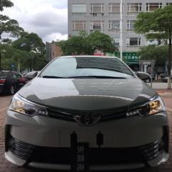 东莞亮点改灯,丰田17款卡罗拉升级GTR海拉五+汉雷氙气套装