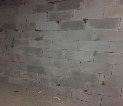 上海轻质砖隔墙施工案列