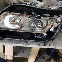 东莞凌派专业改灯,升级GTR海拉五+进口飞利浦安定器+进口飞利浦WHV灯泡