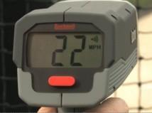 博士能101921手持雷达测速仪