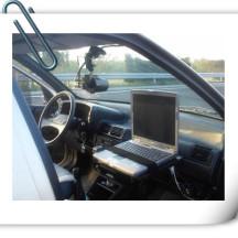 车载超速自动抓拍系统