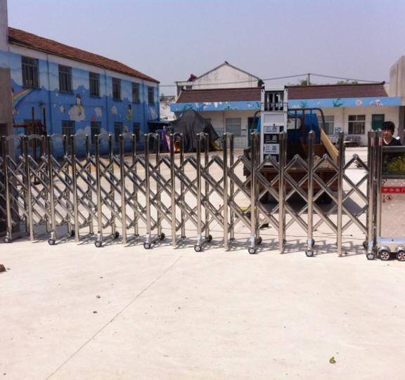 杭州电动卷闸门案例