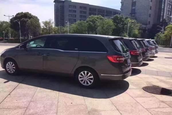 杭州会议租车