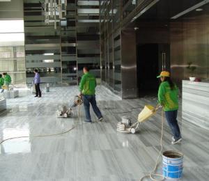 杭州石材翻新案例