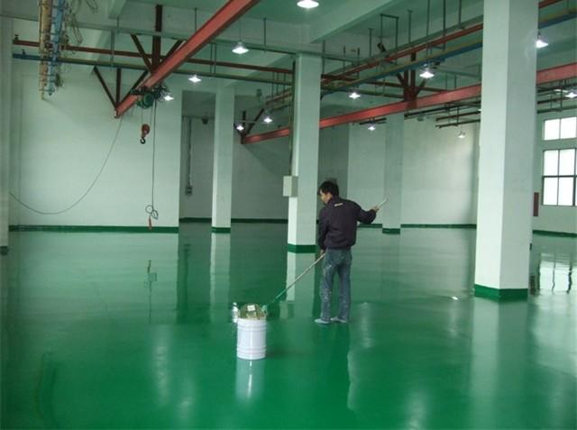 北京环氧地坪工程案例