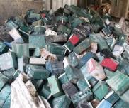 杭州旧电瓶回收