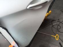 BMW525LI凹陷修復
