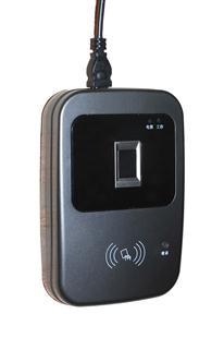 新中新DKQ-116DZGO身份证+指纹验证机