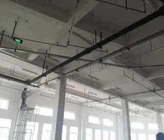 杭州挡烟垂壁吊挂
