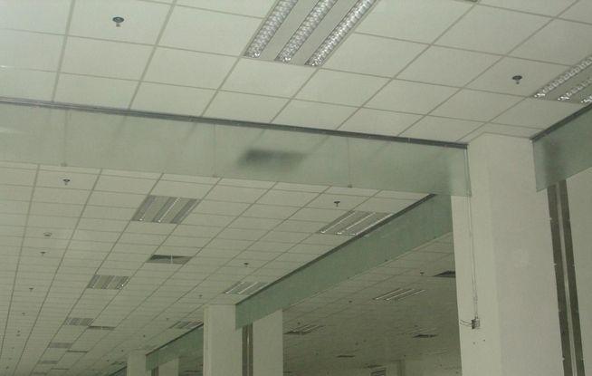 企业挡烟垂壁