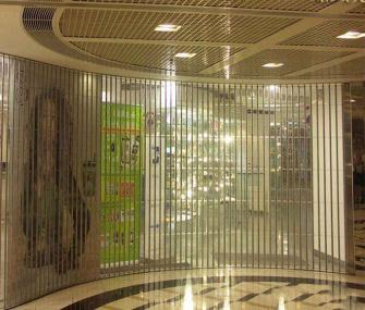 杭州侧向水晶门
